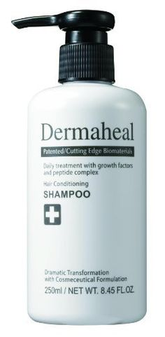 Dermaheal Cosmeceuticals Hair Conditioning Shampoo, 250ml by Dermaheal Cosmeceuticals. $33.00. An effective remedy for male and female pattern baldness.  NO side effects.. Benefits:  Safely and effectively helps with thinning hair as well as actual hair loss in men and women.  Promotes thicker, fuller, healthier hair from the follicle out.  Helps stop hair loss and stimulates healthy hair growth so you can grow new hair.. We Recommend This Product For:  Hair loss, thinnin...