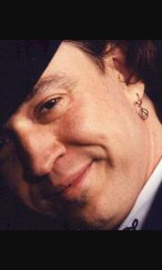 Stevie Ray Vaughn...check out the earring.