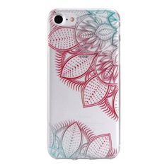 coque iphone 7 plus fleuri