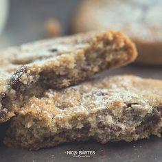 Gesunde Low-Carb Kekse mit Chia Samen