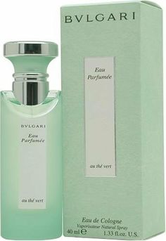 Bvlgari Green Tea By Bvlgari For Men and Women. Cologne 11.9 Ounces by BVLGARI. $80.00. This item is not for sale in Catalina Island. Packaging for this product may vary from that shown in the image above. Introduced in 1997. Fragrance notes: Bvlgari's first fragrance, extracts of green tea blended with jasmine, rose and citrus. Recommended use: evening.. Save 30% Off!
