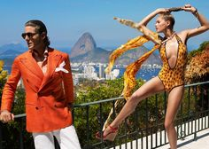 "41.7k Likes, 239 Comments - MARIO TESTINO (@mariotestino) on Instagram: ""BIRTHDAY GIRL @DOUTZEN LOOKS ASTONISHING IN RIO!  LA CUMPLEAÑERA #DOUTZENKROES LUCE IMPRESIONANTE…"""