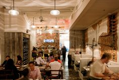 Pearl Dive Oyster Bar by CORE