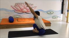 Sukshma Yoga Part 3-  Butterfly Pose