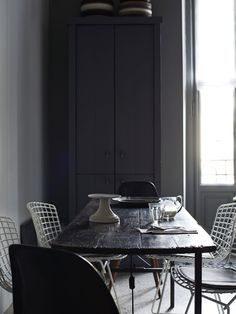 Home and Delicious: A HOME IN GREY IN MILANO, TAKE TWO