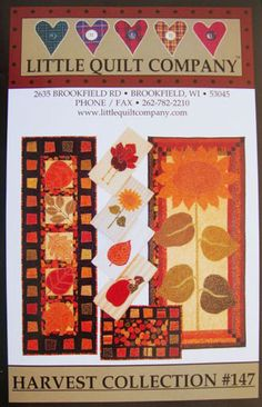 HARVEST COLLECTION  Table Runner Placemats Towels by Jambearies