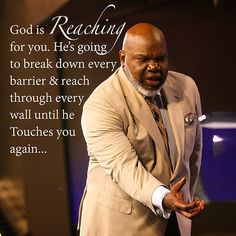 Bishop Jakes quote from instagram.