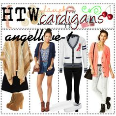 HTW Cardigans