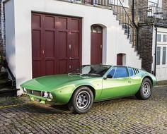 1970 De Tomaso Mangusta Coupé