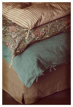 ♥ relaxed linens (Caravane)