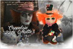 ∞ MOMIS ʡ The Witch's Familiar ☾ : 221#Cappelaio Matto