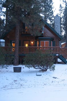 109 best bear kub kabin in big bear lake ca a luxury log cabin rh pinterest com