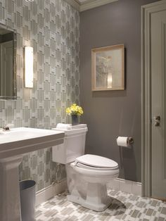 Looking for some fresh, new bathroom designs? We've got more than 20 exciting bathroom decor ideas to get you started on your next remode...