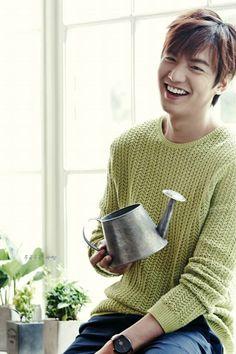 Lee Min Ho for Kyochon Chicken