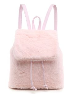 SPICE UP YA LIFE PINK - Backpacks - Bags - LAMODA £24.99 over on WWW.LAMODA.CO.UK #FLUFFY #GHETTO #BACKPACK