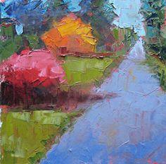 Blue Path  Carol Maguire