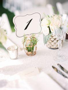 Classic Bradley Estate Wedding captured by Jillian Mitchell Wedding Place Settings, Wedding Table Numbers, Wedding Seating, Wedding Tables, Diy Wedding Favors, Wedding Centerpieces, Wedding Decorations, Perfect Wedding, Dream Wedding