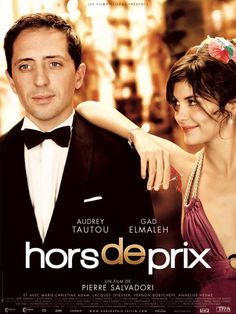 "Light French romantic comedy ""Hors de prix"" with Audrey Tautou and Gad Elmaleh Audrey Tautou, Movies And Series, Movies And Tv Shows, Movies To Watch Free, Good Movies, Priceless Movie, Toy Story, Happy End, French Movies"