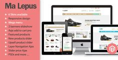 Magento Themes Free - Download Magento Templates