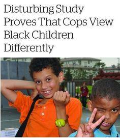 Criminalization of black people