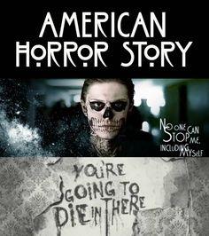 American Horror Story: Murder House // Tate Langdon
