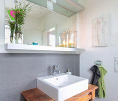 Waschtisch Badezimmer Ideen - Einrichtung Stadtvilla Flensburg ECO-Massivhaus.jpg