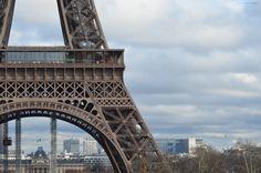 Fotografía Torre Eiffel por Jorge Gordon Fernandez en 500px