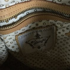 Purse Canvas with beaded and sequin details leather straps . Used good condition .. Just needs a little cleaning it's cream colored has a little wear.. From Anthropoly Anthropologie Bags Shoulder Bags