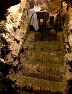 Restaurante Sobrino de Botin - Oldest Restaurant in the World - Madrid - Wine Cellar