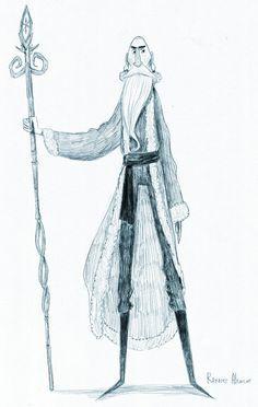 Ded Moroz by ~RaynerAlencar on deviantART