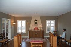 monastic oratory interiors - Google Search