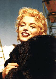 Marilyn. 1940's