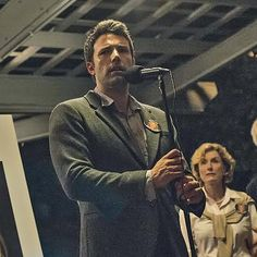 Can't wait to see Ben Affleck in Gone Girl!