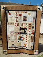 A Quilter's World--pattern by Lori Holt
