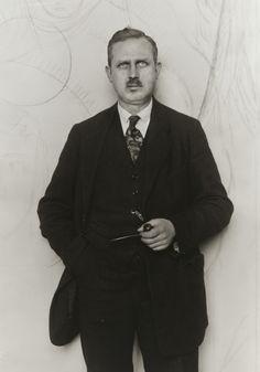 August Sander. Church Painter [Peter Hecker]. 1927.
