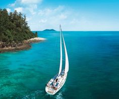 Bucket list suggestion #1 | Sail the 74 islands of the Whitsundays