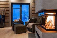 fjellhytte interiør osmo - Google Search Flat Screen, Couch, Interior, Furniture, Google Search, Home Decor, Blood Plasma, Settee, Decoration Home