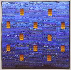 The Quilts of Ann Brauer: the quilt of Ann Brauer--I ate too much turkey edition