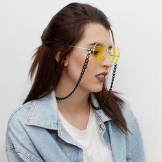 Cordinha Oculos, Cordão Para Oculos, Oculos De Sol, Correntes, Viagem,  Bijuterias, Acessórios Artesanais, Armários, Óculos 564b31be87