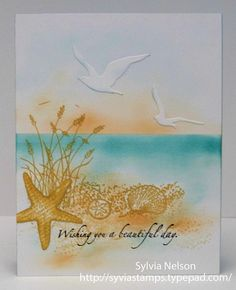 Wishing You A Beautiful Day...another peaceful by Sylviascorner