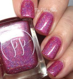 The PolishAholic: Painted Polish Parisian Indie Shop Trio Swatches & Review