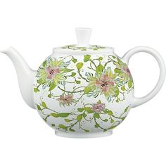 May Teapot by Sabine Reinhart in 50th Anniversary Teapots | Crate and Barrel