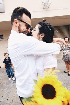 Casamento civil | Fernando e Débora - Tudo Orna