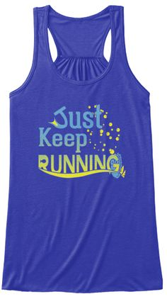 Limited Edition - Just Keep Running