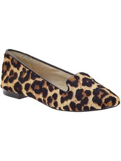 Perfect for fall #shoes #flats #leopardprint #leopard #style #fashion #shopping
