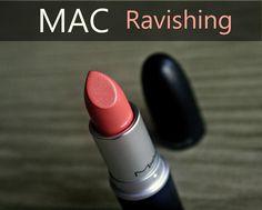 MAC Cremesheen Lipstick in Ravishing