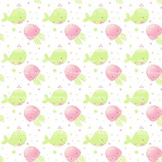 Under-the-Sea-Pink-Green-12x12-Digital-Paper-001-sample-4.jpg (2000×2000)