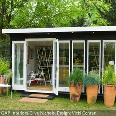 1000 images about gartenhaus on pinterest she sheds garten and sheds - Skandinavisches gartenhaus ...