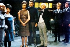 The Sensorites - William Hartnell as the first Doctor
