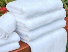 Deixe as toalhas mais cheirosas e macias com vinagre - Ideal Receitas